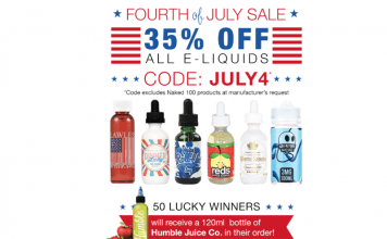 Breazy's 4th of July Sale
