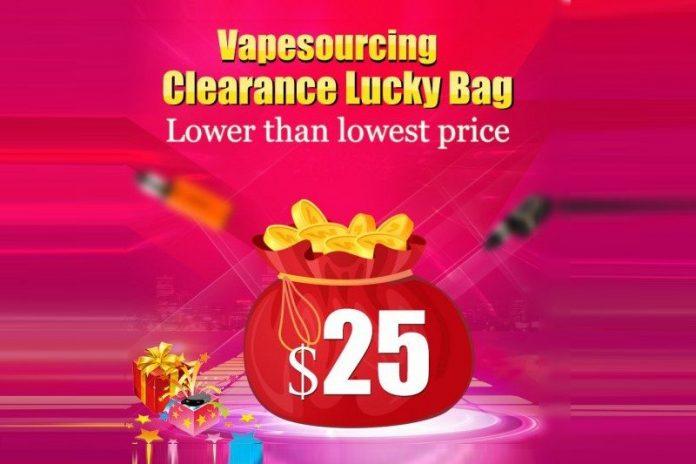Vape Sourcing Lucky Bag