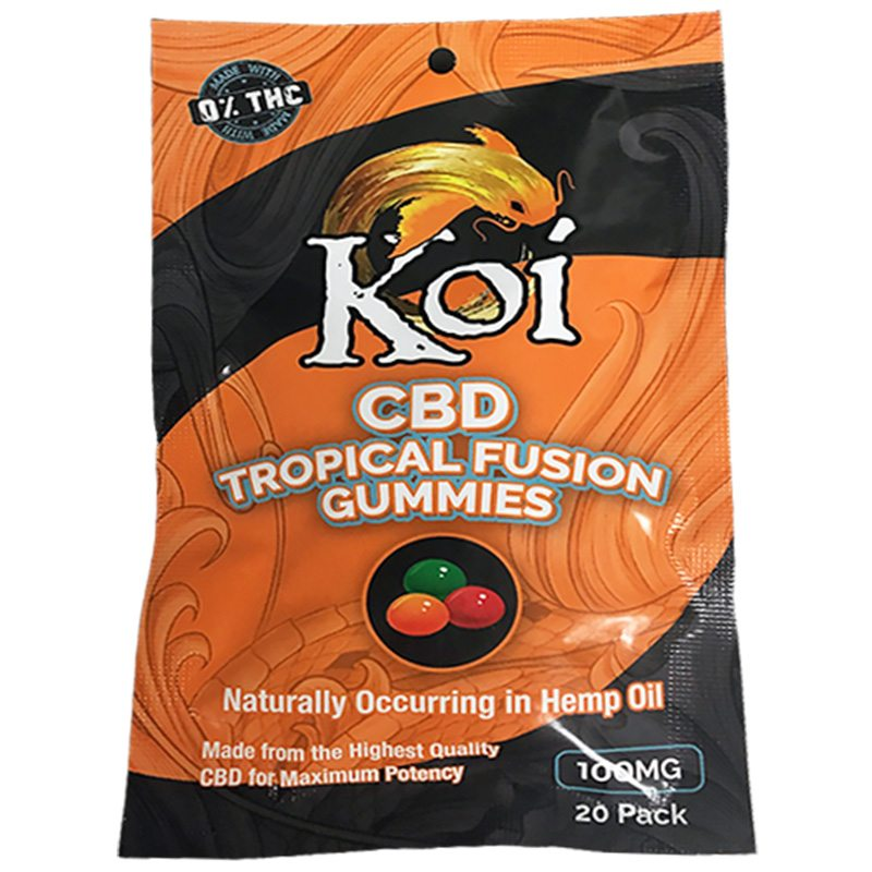 CBD-koi-gummies