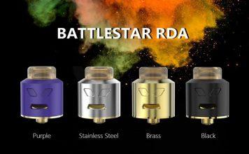 Smoant Battlestar 24mm RDA