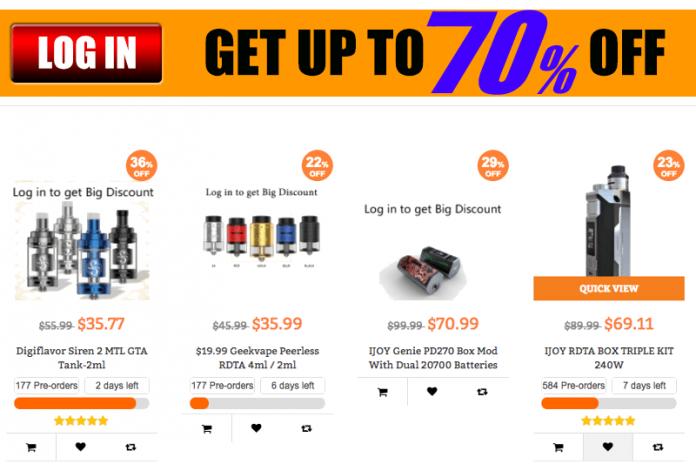 Efun 70% Off Sale