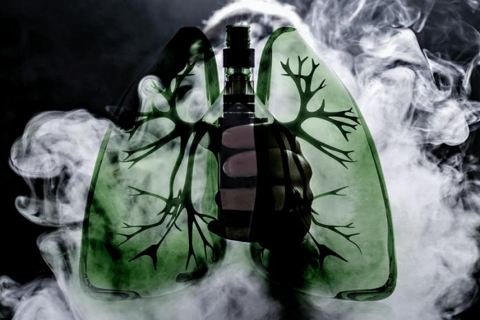 popcorn lung vaping