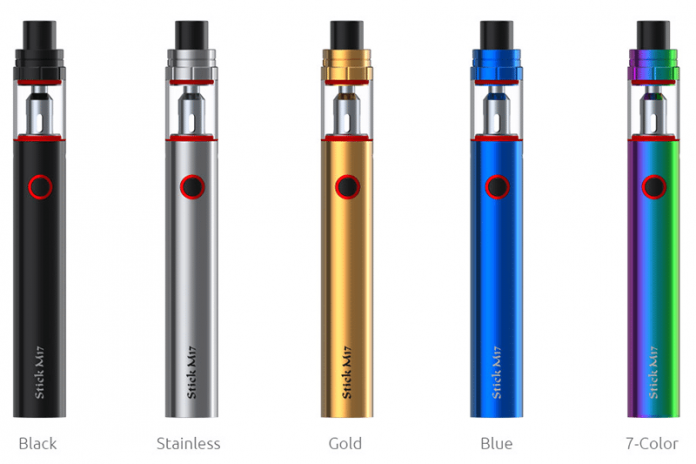 SMOK-stick-m17-kit-colors