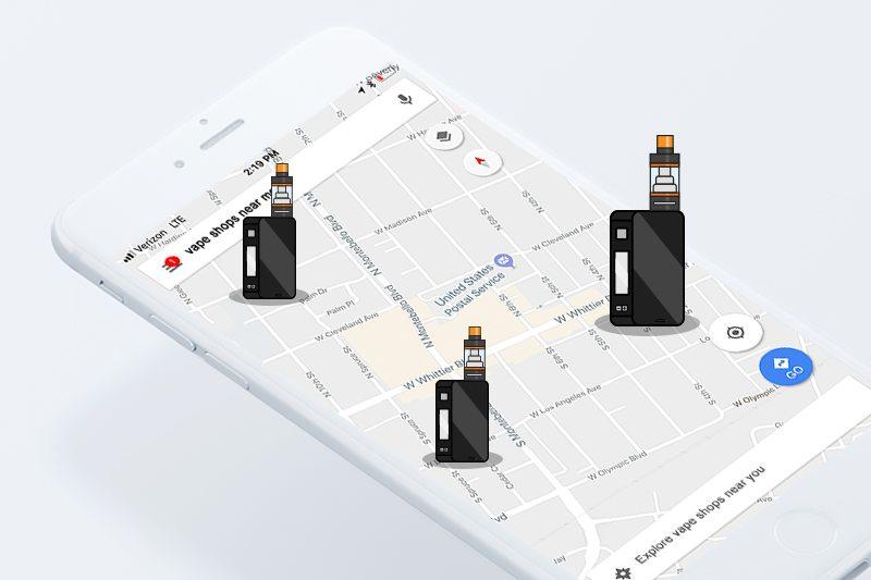 Vape & Smoke Shop locator: Find a Vape Shop Near You - Vaping360