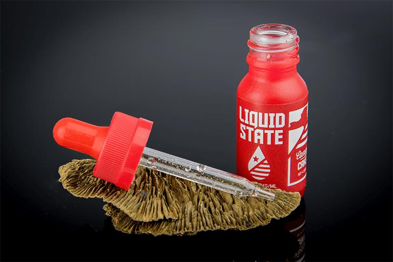 E-liquid bottle