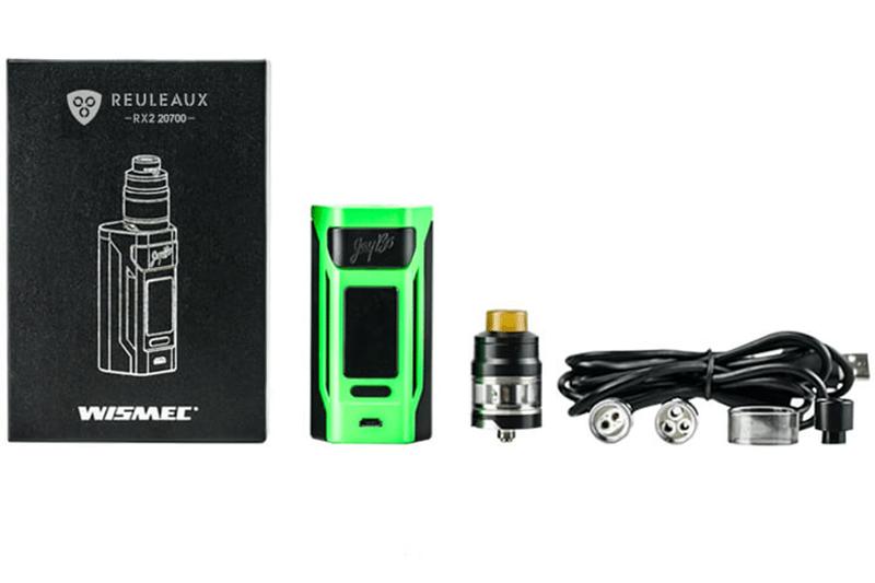 Wismec-releaux-rx2-20700-kit-contents