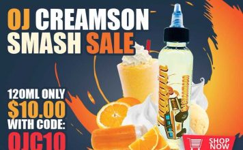 OJ Creamson Flash Sale