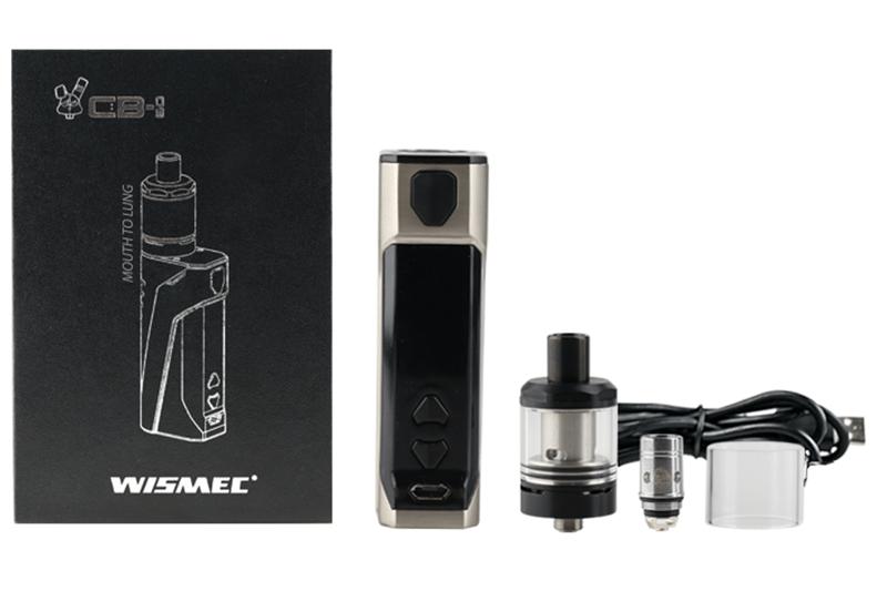 Wismec-cb-60-kit-content
