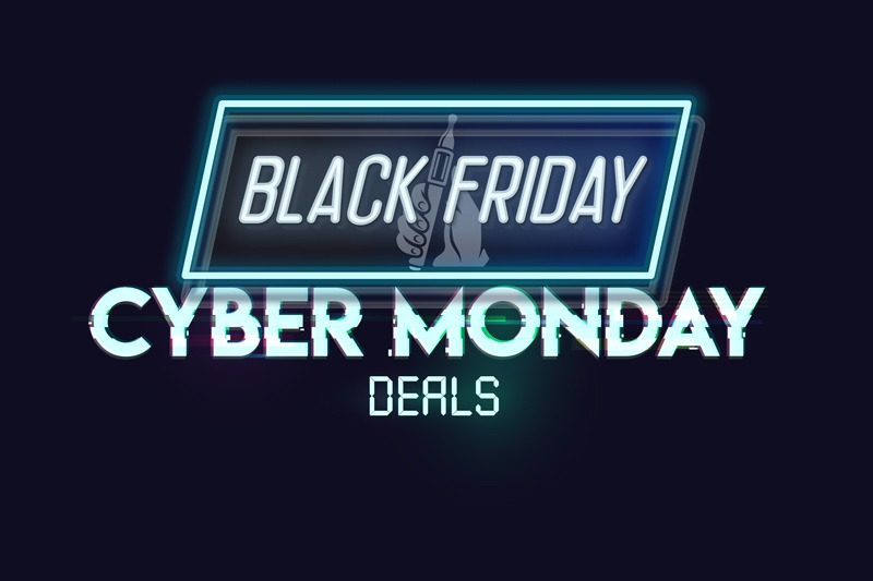 Best Black Friday and Cyber Monday Vape and CBD Deals 2019