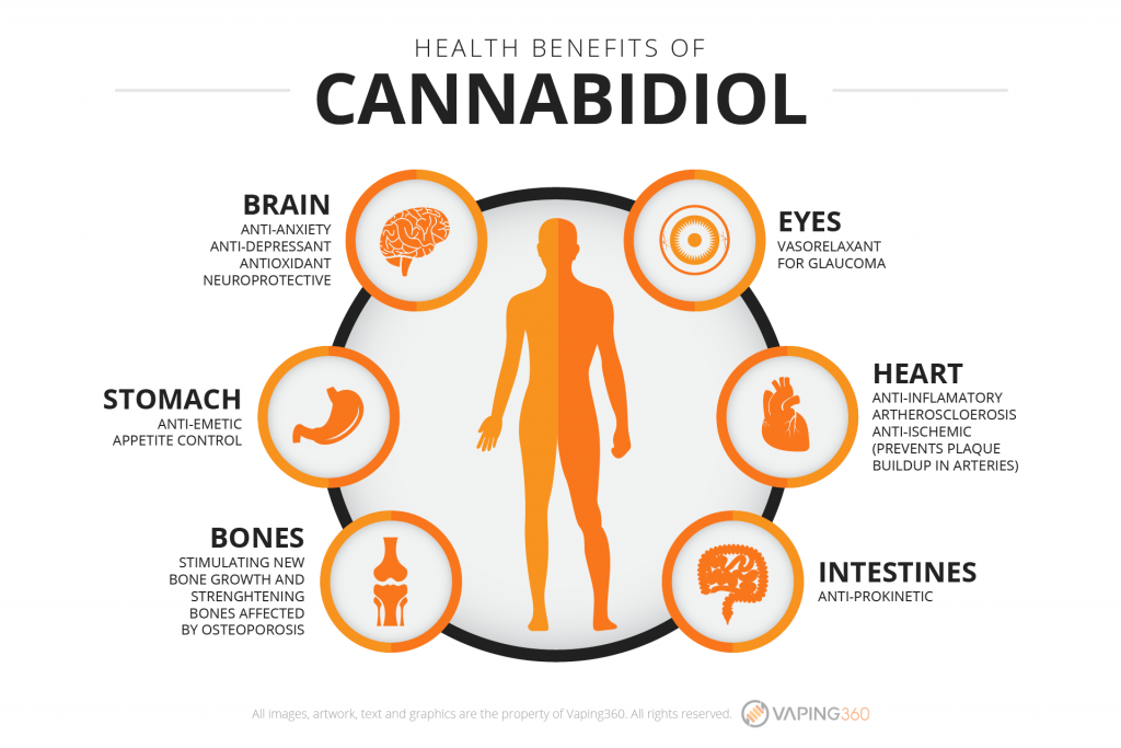What Is CBD Everything to Know About the Weed Derivative Everyones Buzzing About foto