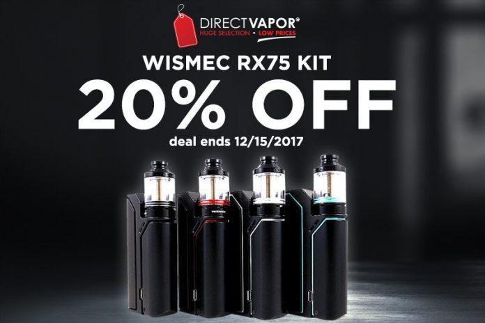 Wismec RX75