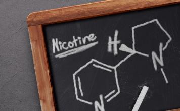 nicotine the helpful drug