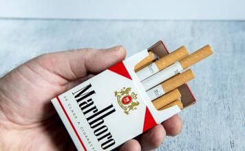 Marlboro-cigarettes