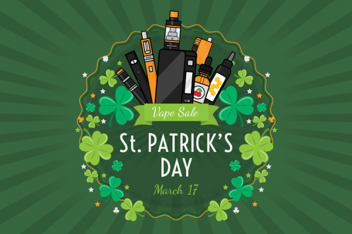 st-patricks-vape-sale