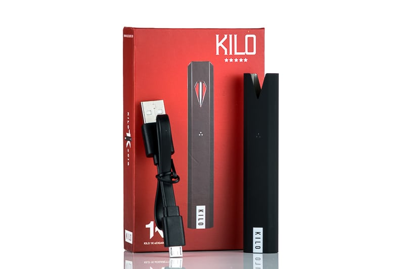 Kilo 1K pod vape review