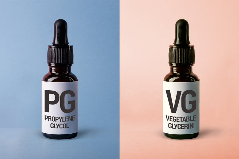 PG vs VG: What They Are and How to Use Them - Vaping360