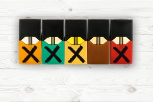 JUUL Goes After More Copycats -- and Flavors