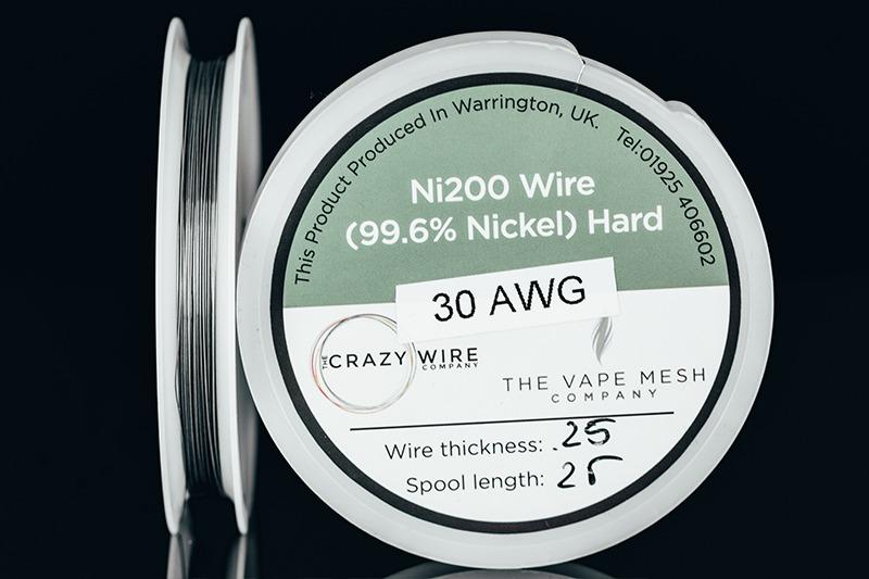 vape wire types - nickel