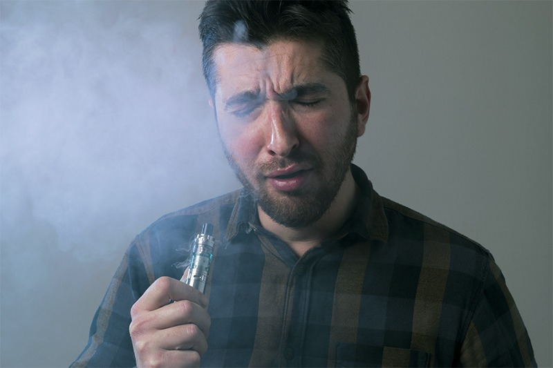 Why Your Vape Tastes Burnt and How to Fix it