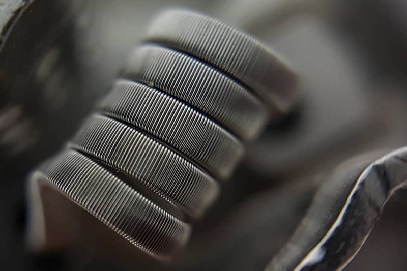 staple-coil