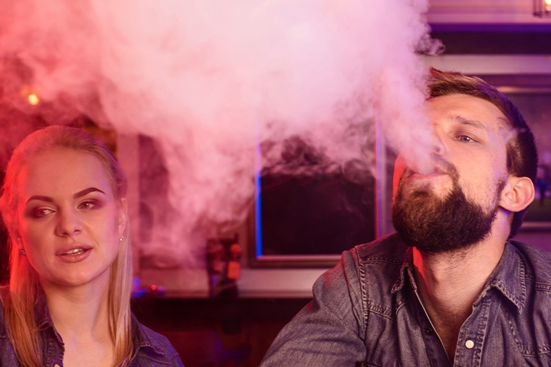 Is Second Hand Vapor Harmful to Breathe? - Vaping360