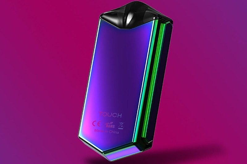 Asvape Touch Pod Review | Vaping and Swiping on a Pod