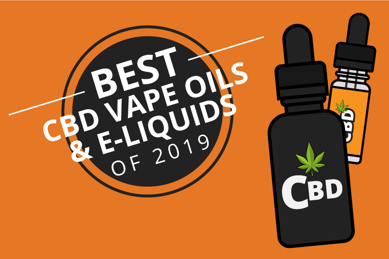 The Best 9 CBD Vape Oils for Pain and Anxiety 2019 [Sep]