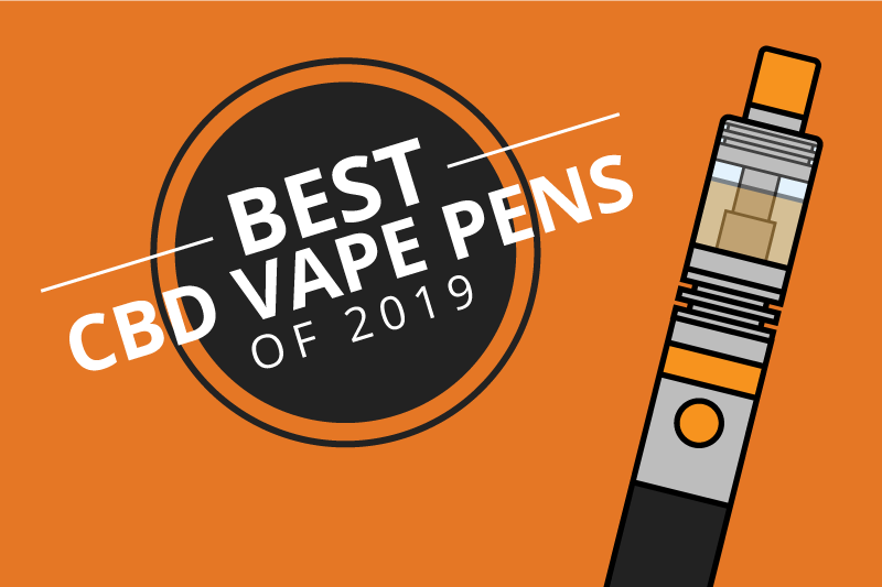 The 11 Best CBD Vape Pens & Disposables to Buy 2019 [Aug]