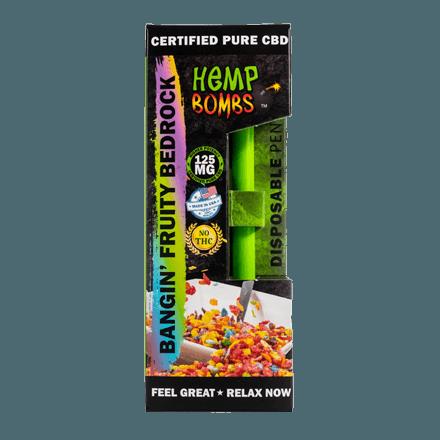 Hemp Bombs Disposable