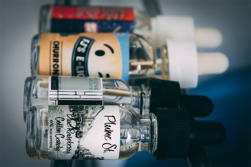 why steeping e-juice