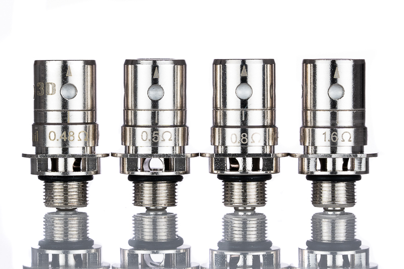 Innokin Z-coils lined up