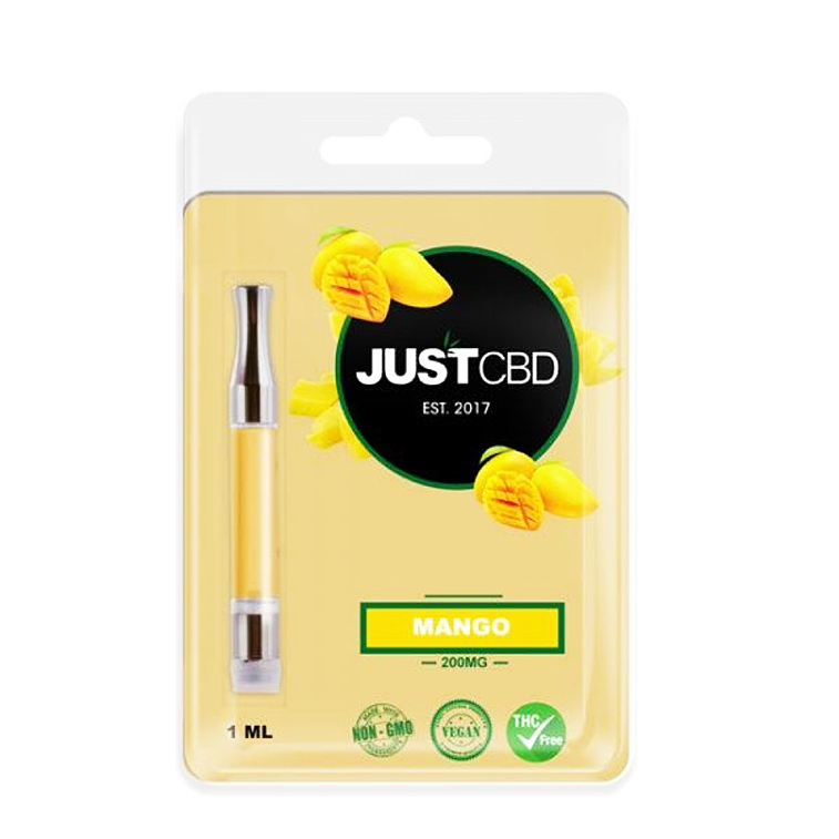 JustCBD Cartridge