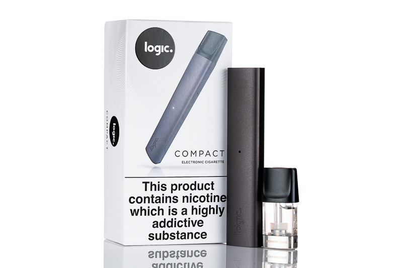 Logic Compact with package and pod