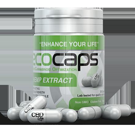 CBD Drip Ecocaps