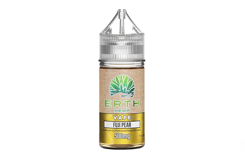 Erth CBD Fuji Pear