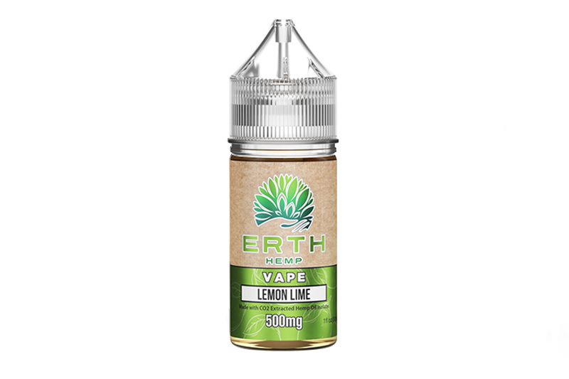 Erth CBD Lemon Lime