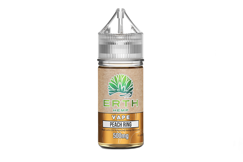 Erth CBD Peach Ring