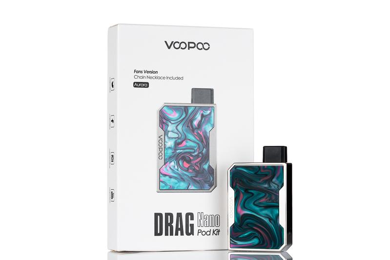 Voopoo Drag Nano Review