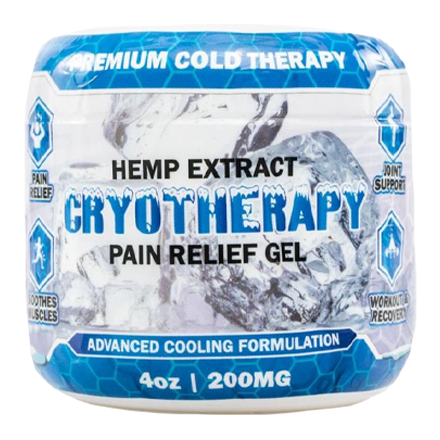 Nature's Script Hemp Pain Gel