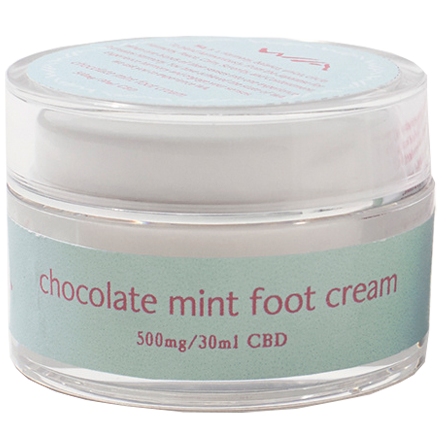 WA CBD Foot Cream