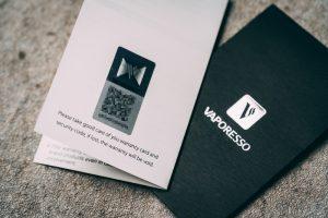 Vaporesso counterfeit press release