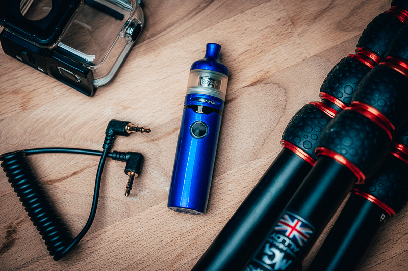 Vandy Vape Berserker S Kit: Features and First Impressions