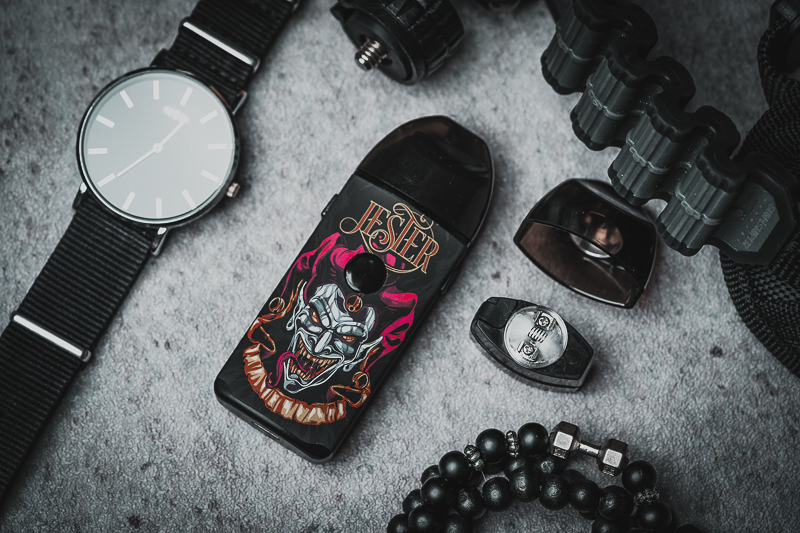 Vapefly Jester Review: First Rebuildable Dripper Pod?
