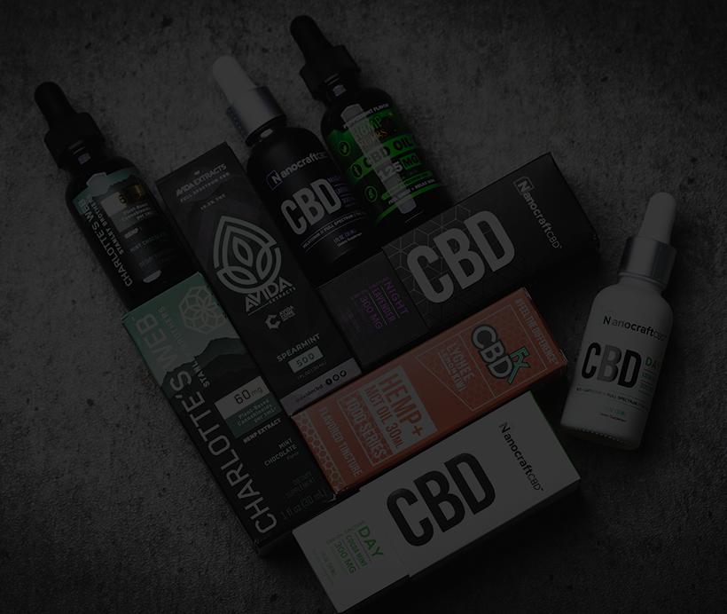 Best CBD Oil Tinctures for Oral Use 2019 [Dec]