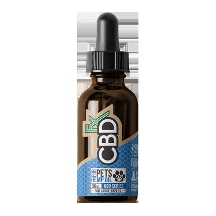 CBDfx Pet Oil