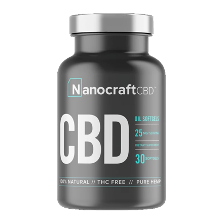 Nanocraft Softgel Capsules