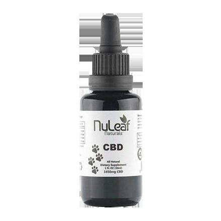 NuLeaf Pet CBD Oil