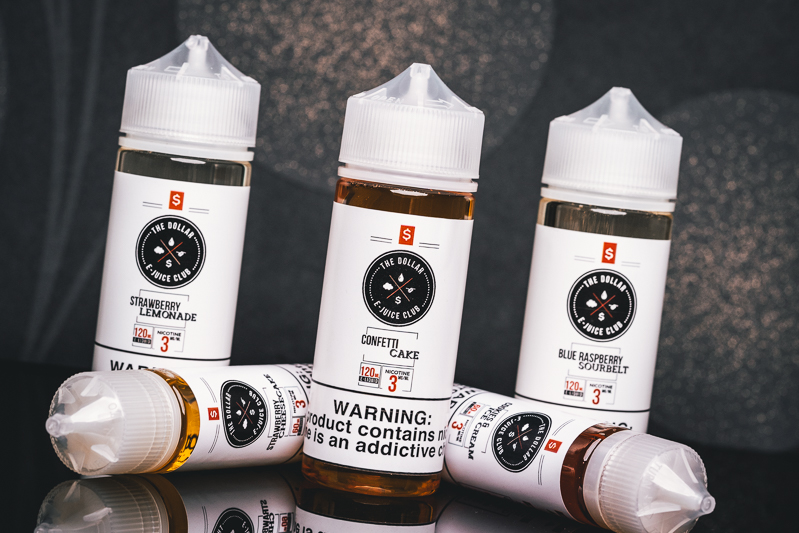The Dollar E-Juice Club Review: Have You Seen These Prices?