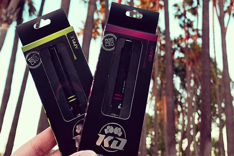 Knockout CBD Vape Pen Review: Easy, Effective and Disposable