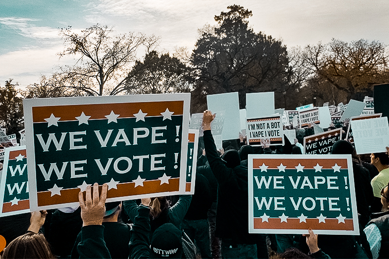 Mass. Vapers: Stop the Worst Vaping Law in the Country!